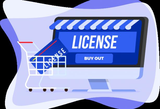 buy license